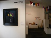 Artspace at Mahara Gallery. Image courtesy of Mahara Gallery.