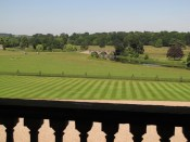 View from Keddleston Hall into Brown landscape. Image courtesy of Finn McCahon-Jones.