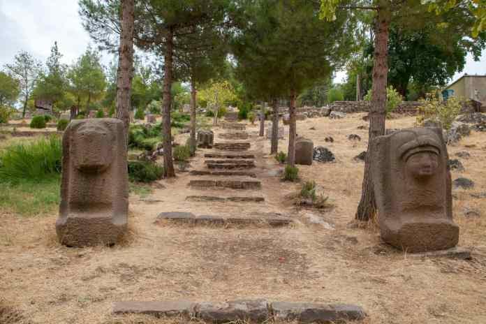 Yesemek Köyü Hitit Heykelleri