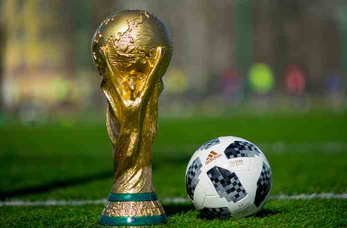 2018 Rusya Dünya Kupası