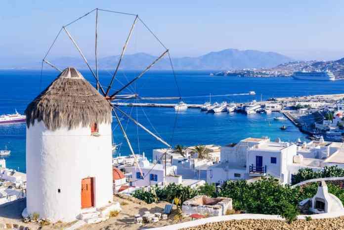 Mykonos, Yunan Adaları