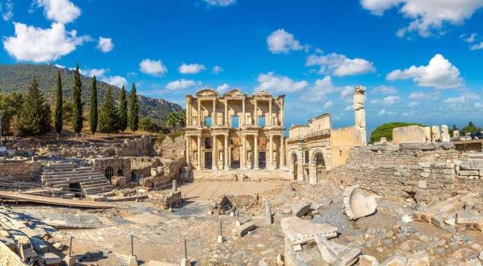 efes antik kenti selçuk
