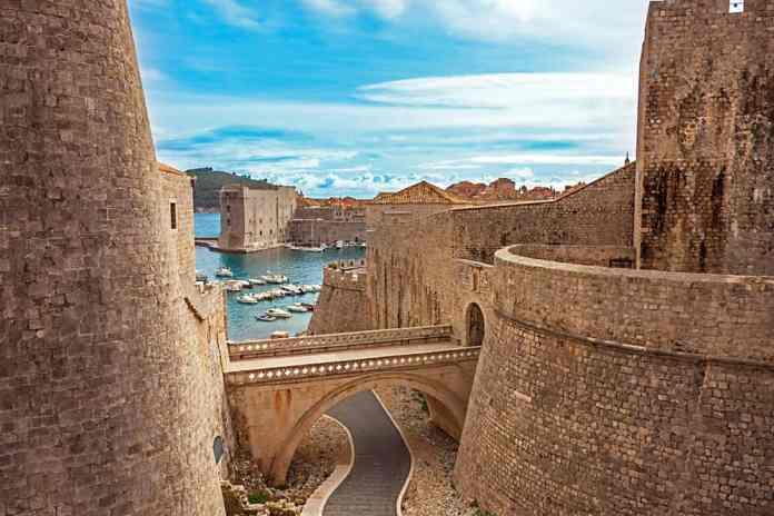Dubrovnik Surları