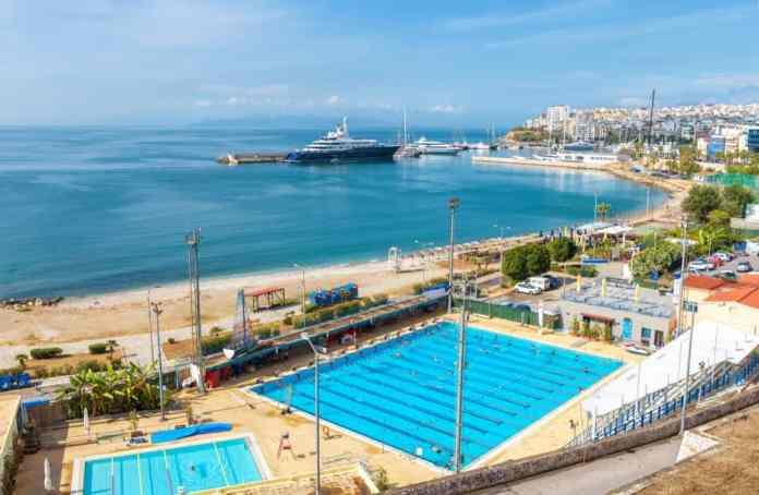 Piraeus Sahili