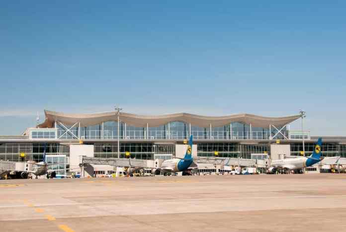 boryspil havalimanı