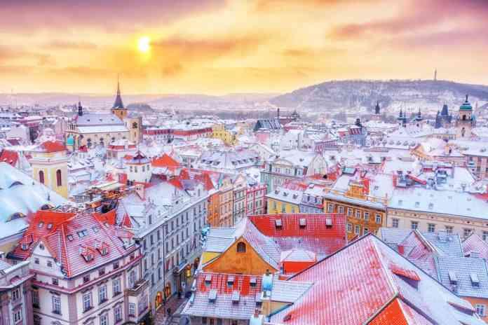 Prag Kış