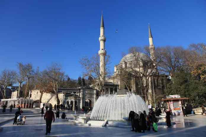 Eyüp Sultan Camii (2)