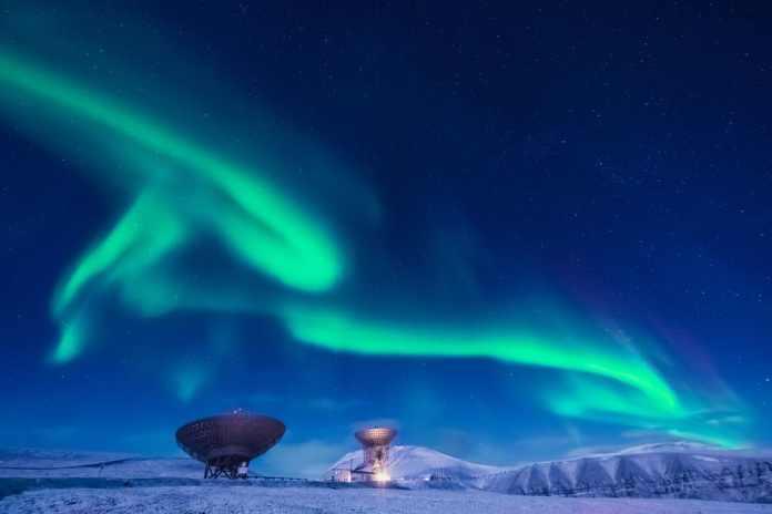 Svalbard Aurora