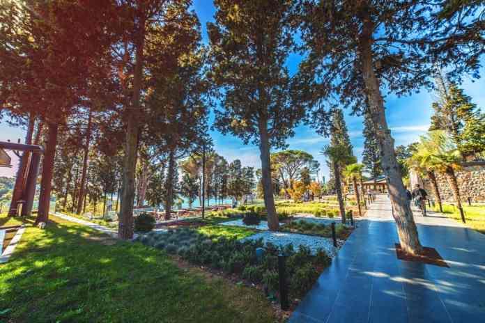 Mihrabat Korusu ve Tabiat Parkı İstanbul