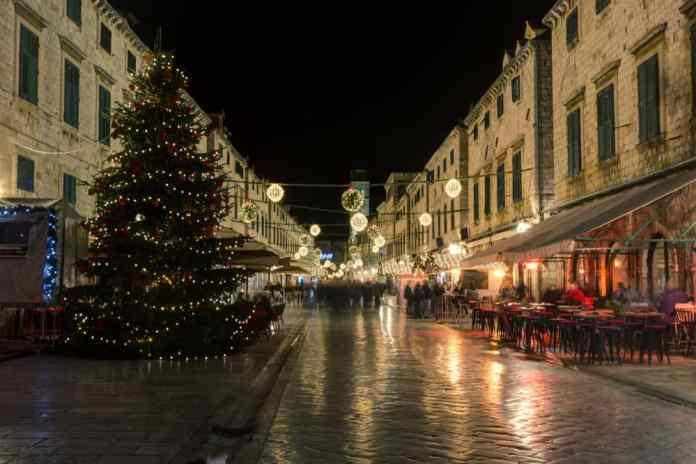 Dubrovnik yeni yıl