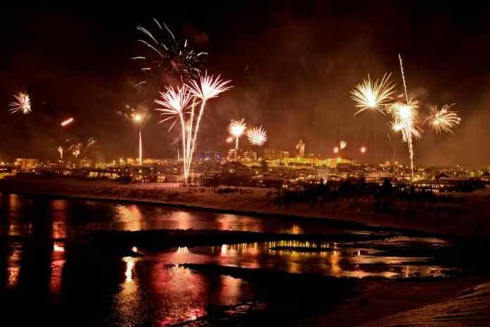 Reykjavik yeni yıl (2)