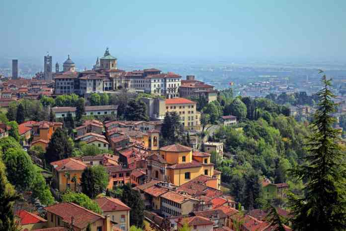 Bergamo İtalya