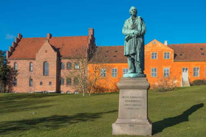 Odense Danimarka