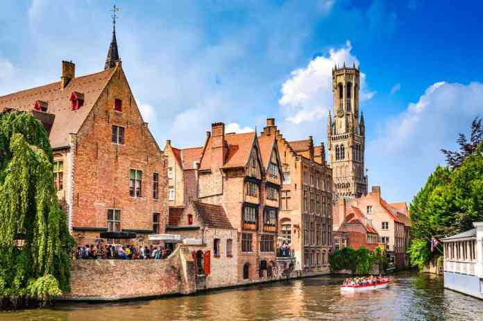 Brugge, Belçika