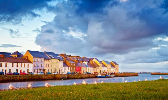 Galway İrlanda