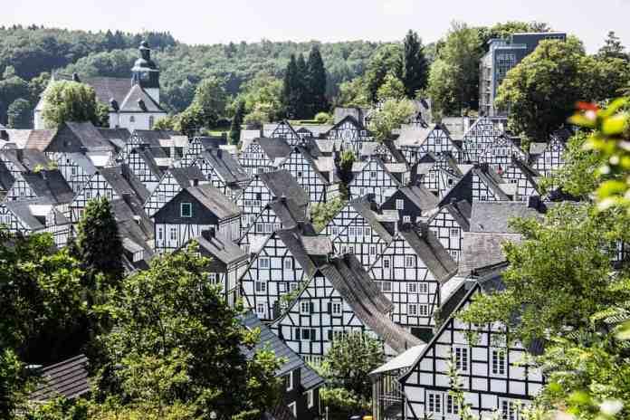 Freudenberg, Almanya