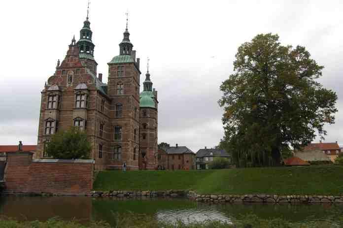 Rosenborg Sarayı