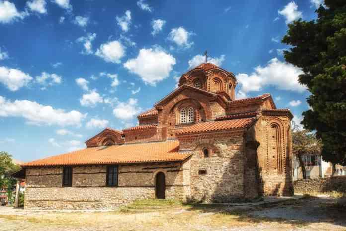 St.Bogorodica Perivlepta ohrid