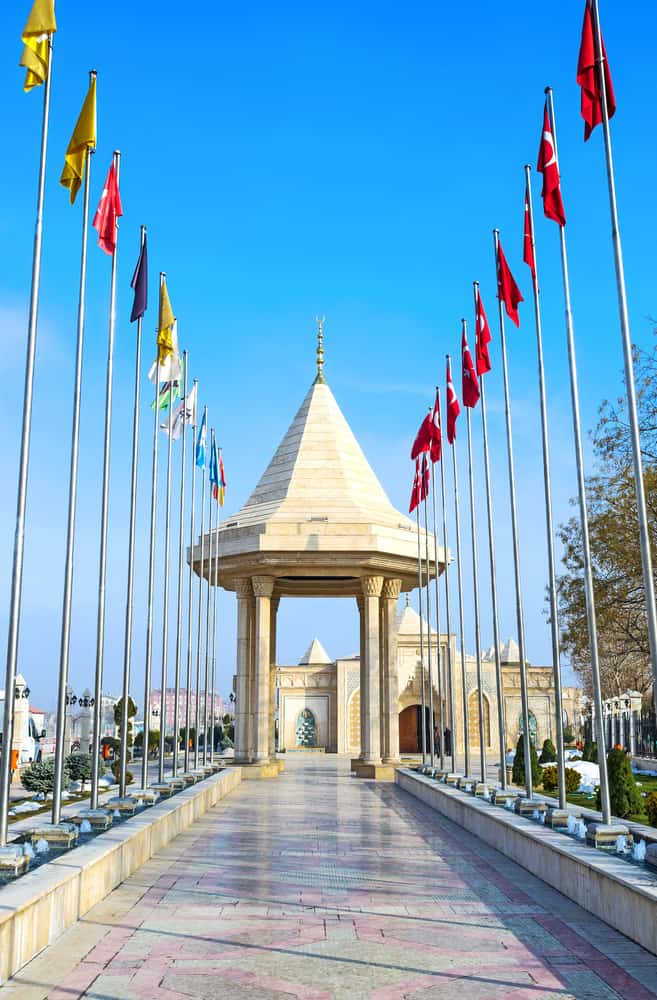 Konya İstiklal Harbi Şehitleri Abidesi