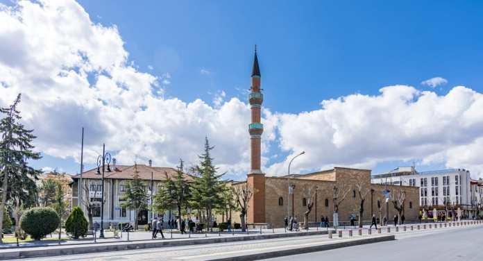 İplikçi Camii Konya