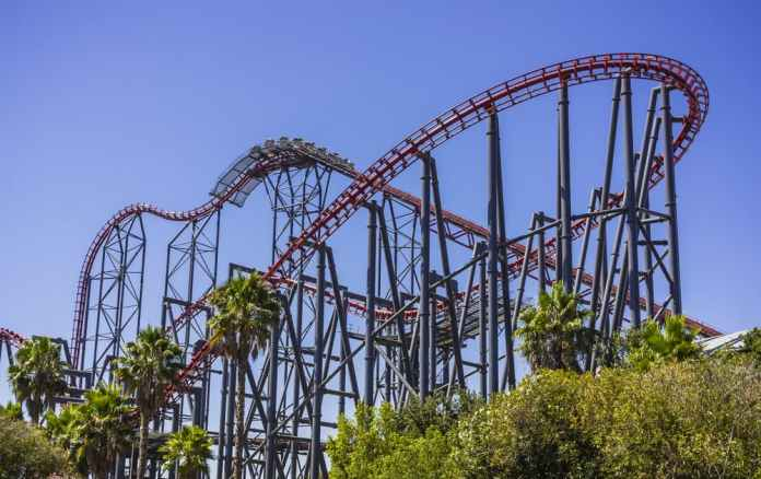 Six Flags Los Angeles