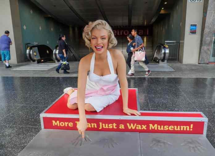 Balmumu Heykel Müzesi Los Angeles