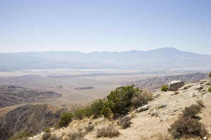 Colorado Çölü Coachella