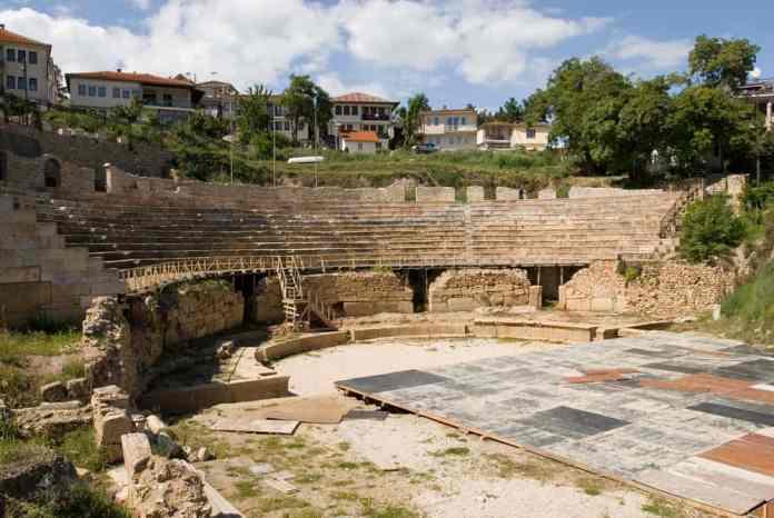 Ohrid Amfitiyatrosu