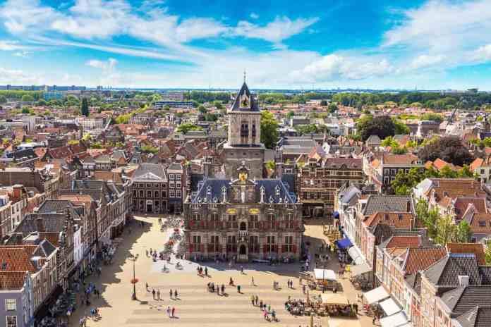 Delft Hollanda