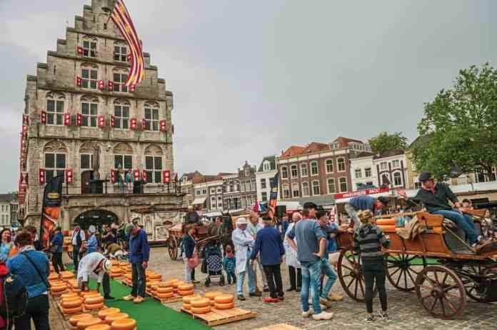 Gouda Hollanda