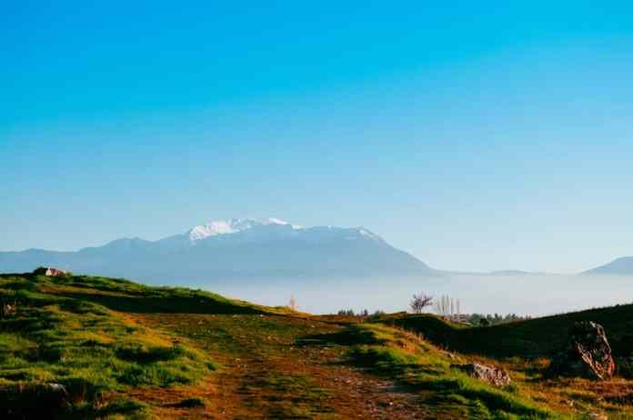 Honaz Dağı Denizli