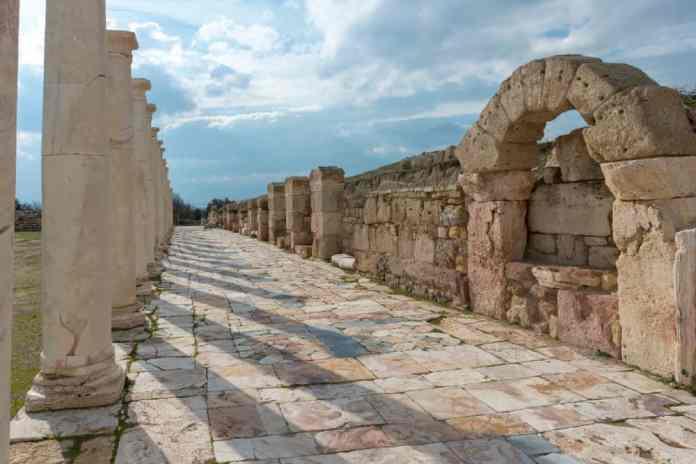 Tripolis Antik Kenti Denizli