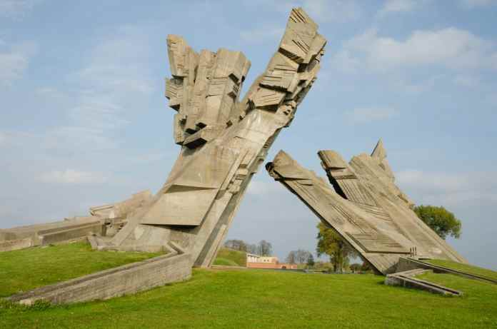 Ninth Fort Kaunas, Litvanya