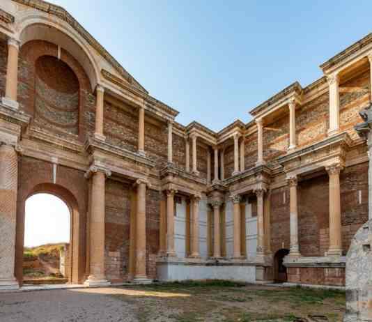 Manisa, Sardes Antik Kenti