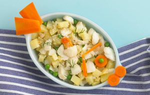 Image of Baby's First Fish Pie Recipe at Ocado