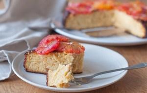 Natoora Flourless Orange Almond Cake recipe at Ocado