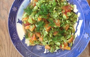 Image of Pink Oranges and Fennel Salad