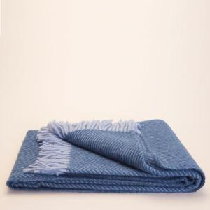 100% New Zealand lambs wool throw