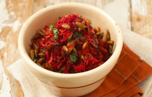 Image of Carrot and Beetroot Salad