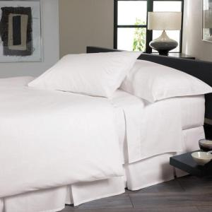 Image of Percale bedding