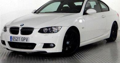 BMW Serie 3 de ocasión