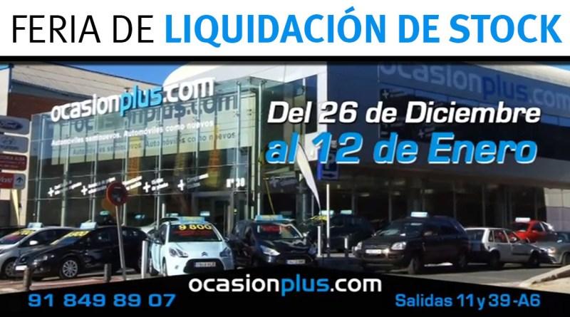 Feria de Liquidación de Stock