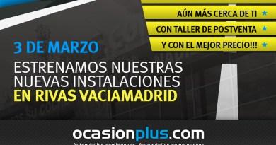 Nuevo concesionario en el sureste de Madrid