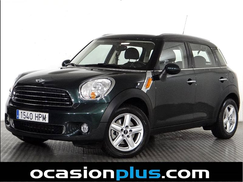 MINI COUNTRYMAN segunda mano