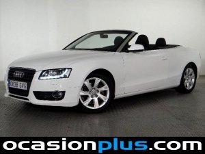 Audi A5 descapotable de segunda mano