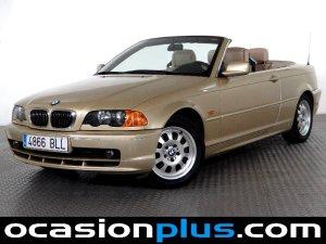 BMW Serie 3 descapotable de segunda mano