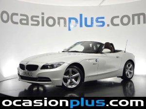 BMW Z4 descapotable de segunda mano