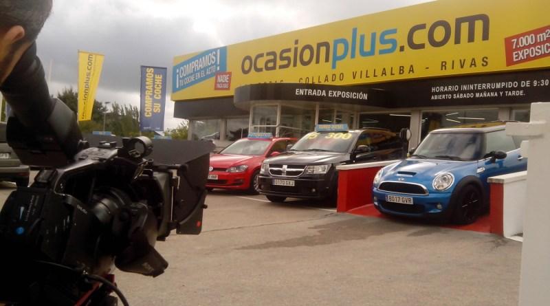 Feria del Vehículo de OcasionPlus