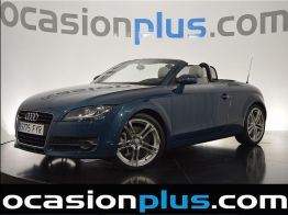 Audi TT Roadster de segunda mano