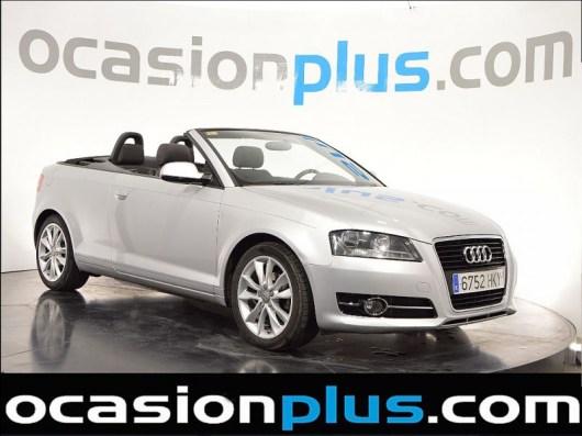 Audi A3 Cabrio de ocasión